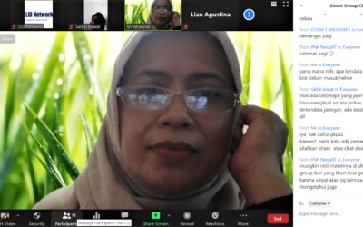 Diskusi Publik PRD, Bersitegang Dengan Sinyal Internet Yang Buruk!